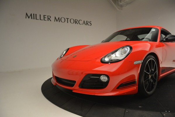 Used 2012 Porsche Cayman R for sale Sold at Maserati of Westport in Westport CT 06880 15