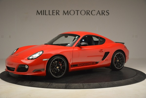 Used 2012 Porsche Cayman R for sale Sold at Maserati of Westport in Westport CT 06880 2