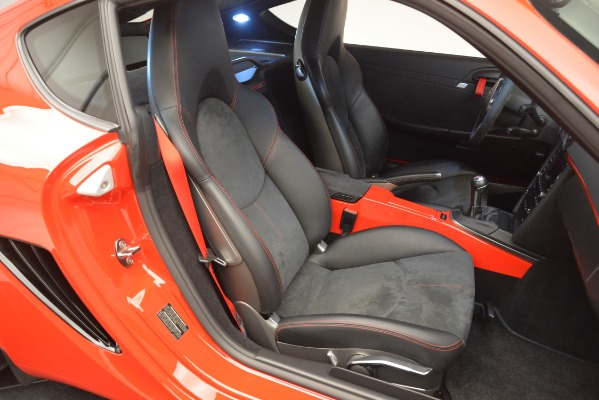 Used 2012 Porsche Cayman R for sale Sold at Maserati of Westport in Westport CT 06880 23