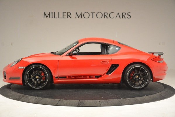 Used 2012 Porsche Cayman R for sale Sold at Maserati of Westport in Westport CT 06880 3
