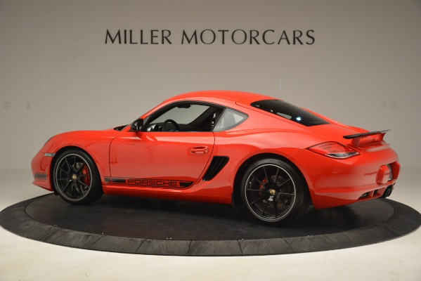 Used 2012 Porsche Cayman R for sale Sold at Maserati of Westport in Westport CT 06880 4