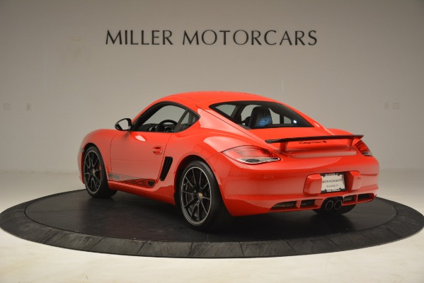Used 2012 Porsche Cayman R for sale Sold at Maserati of Westport in Westport CT 06880 5