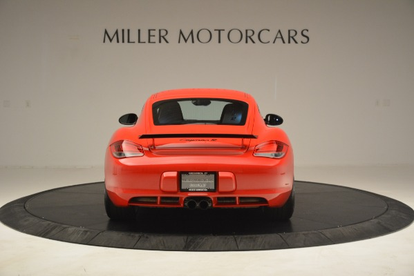 Used 2012 Porsche Cayman R for sale Sold at Maserati of Westport in Westport CT 06880 6