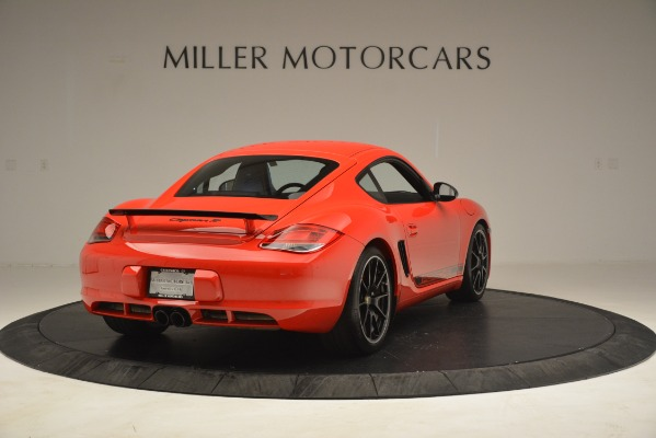 Used 2012 Porsche Cayman R for sale Sold at Maserati of Westport in Westport CT 06880 7