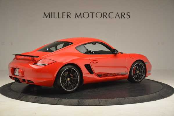 Used 2012 Porsche Cayman R for sale Sold at Maserati of Westport in Westport CT 06880 8