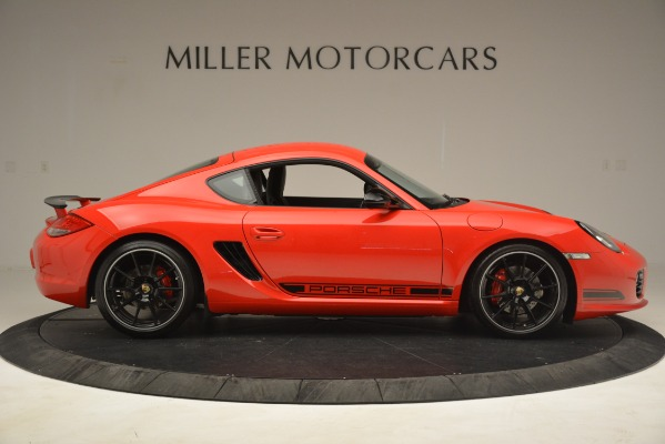 Used 2012 Porsche Cayman R for sale Sold at Maserati of Westport in Westport CT 06880 9