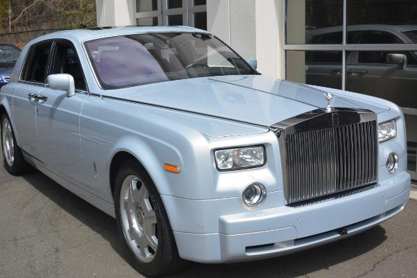 Used 2007 Rolls-Royce Phantom for sale Sold at Maserati of Westport in Westport CT 06880 11