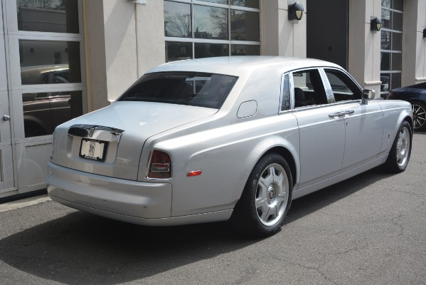 Used 2007 Rolls-Royce Phantom for sale Sold at Maserati of Westport in Westport CT 06880 12
