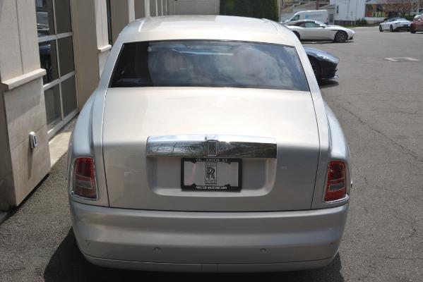 Used 2007 Rolls-Royce Phantom for sale Sold at Maserati of Westport in Westport CT 06880 13