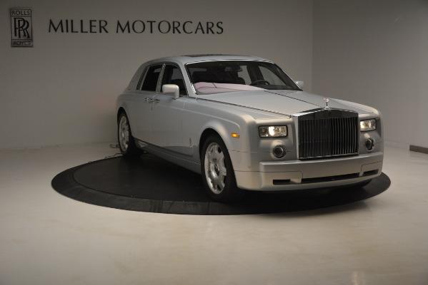 Used 2007 Rolls-Royce Phantom for sale Sold at Maserati of Westport in Westport CT 06880 4