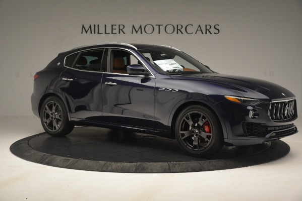 New 2019 Maserati Levante Q4 for sale Sold at Maserati of Westport in Westport CT 06880 10