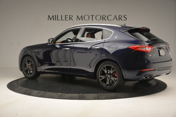 New 2019 Maserati Levante Q4 for sale Sold at Maserati of Westport in Westport CT 06880 4