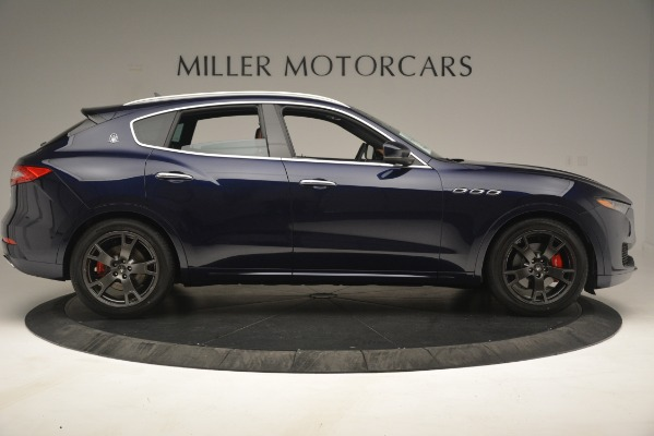 New 2019 Maserati Levante Q4 for sale Sold at Maserati of Westport in Westport CT 06880 9