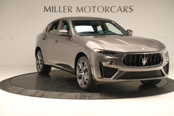 New 2019 Maserati Levante GTS for sale Sold at Maserati of Westport in Westport CT 06880 11
