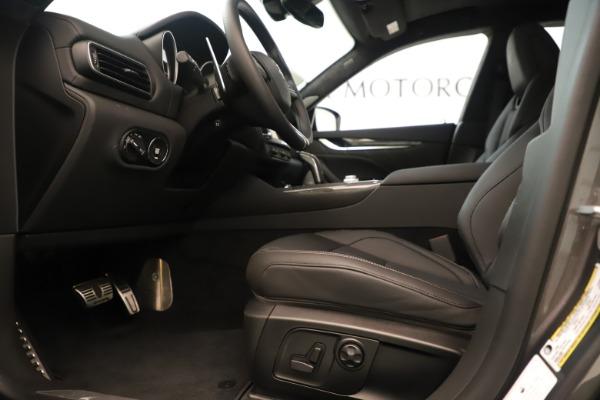 New 2019 Maserati Levante GTS for sale $133,105 at Maserati of Westport in Westport CT 06880 14