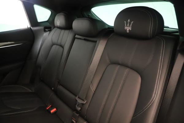 New 2019 Maserati Levante GTS for sale $133,105 at Maserati of Westport in Westport CT 06880 18
