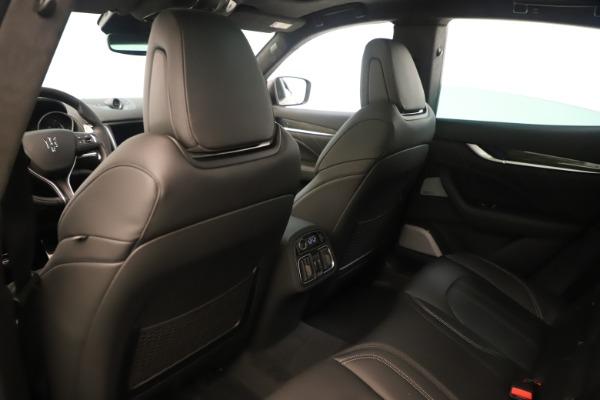 New 2019 Maserati Levante GTS for sale $133,105 at Maserati of Westport in Westport CT 06880 20