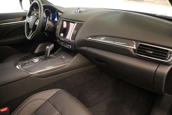 New 2019 Maserati Levante GTS for sale $133,105 at Maserati of Westport in Westport CT 06880 22