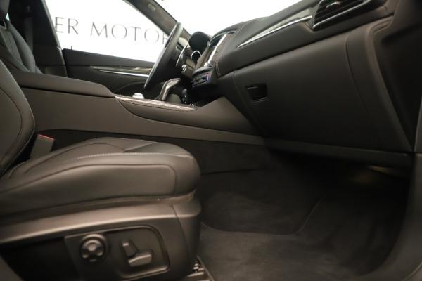 New 2019 Maserati Levante GTS for sale $133,105 at Maserati of Westport in Westport CT 06880 23