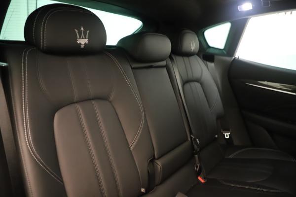 New 2019 Maserati Levante GTS for sale $133,105 at Maserati of Westport in Westport CT 06880 26