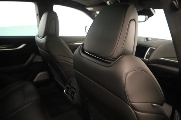 New 2019 Maserati Levante GTS for sale $133,105 at Maserati of Westport in Westport CT 06880 28