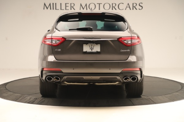 New 2019 Maserati Levante GTS for sale Sold at Maserati of Westport in Westport CT 06880 6