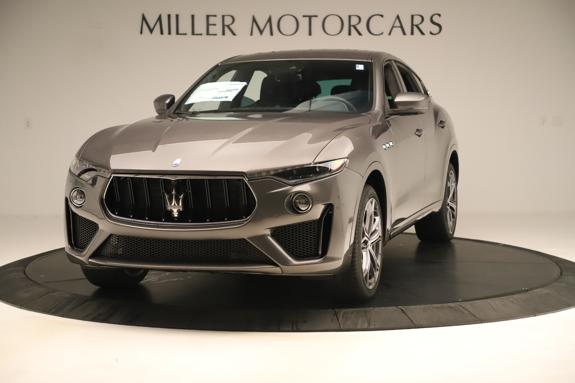 New 2019 Maserati Levante GTS for sale Sold at Maserati of Westport in Westport CT 06880 1