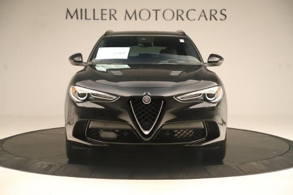 New 2019 Alfa Romeo Stelvio Quadrifoglio for sale $86,790 at Maserati of Westport in Westport CT 06880 12