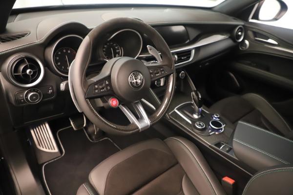 New 2019 Alfa Romeo Stelvio Quadrifoglio for sale $86,790 at Maserati of Westport in Westport CT 06880 13