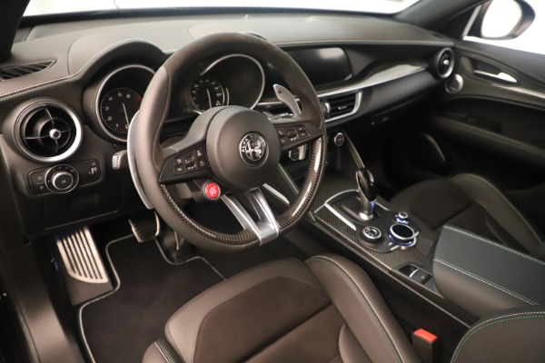 Used 2019 Alfa Romeo Stelvio Quadrifoglio for sale $67,900 at Maserati of Westport in Westport CT 06880 13