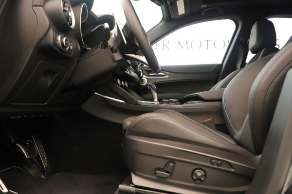 New 2019 Alfa Romeo Stelvio Quadrifoglio for sale $86,790 at Maserati of Westport in Westport CT 06880 14