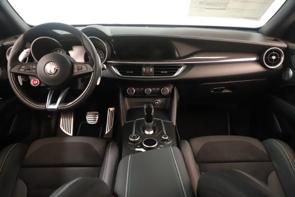 New 2019 Alfa Romeo Stelvio Quadrifoglio for sale $86,790 at Maserati of Westport in Westport CT 06880 16