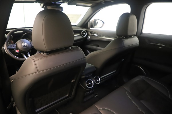 New 2019 Alfa Romeo Stelvio Quadrifoglio for sale $86,790 at Maserati of Westport in Westport CT 06880 20