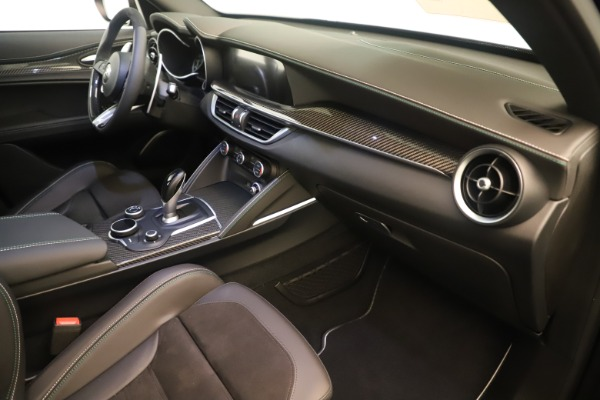 New 2019 Alfa Romeo Stelvio Quadrifoglio for sale $86,790 at Maserati of Westport in Westport CT 06880 22