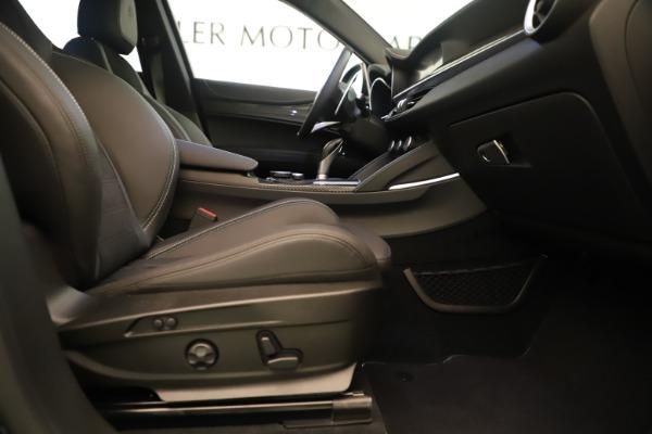 New 2019 Alfa Romeo Stelvio Quadrifoglio for sale $86,790 at Maserati of Westport in Westport CT 06880 23