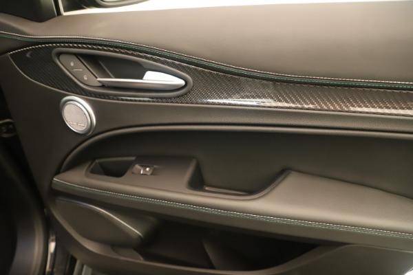 New 2019 Alfa Romeo Stelvio Quadrifoglio for sale $86,790 at Maserati of Westport in Westport CT 06880 25