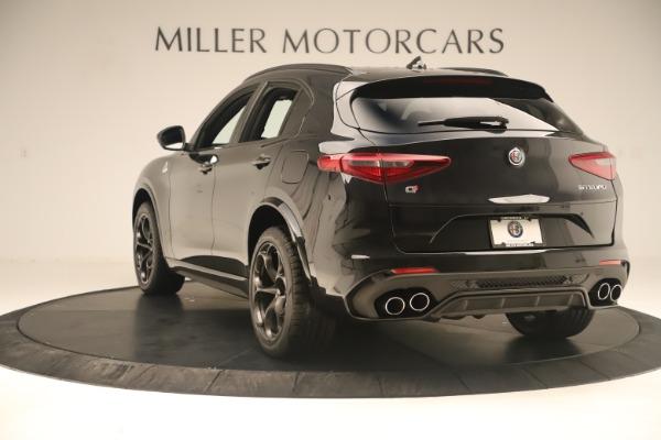 Used 2019 Alfa Romeo Stelvio Quadrifoglio for sale $67,900 at Maserati of Westport in Westport CT 06880 5