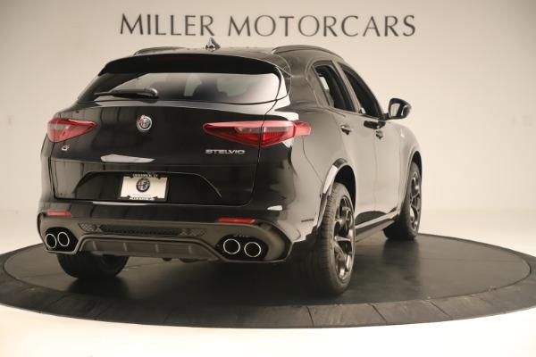 Used 2019 Alfa Romeo Stelvio Quadrifoglio for sale $67,900 at Maserati of Westport in Westport CT 06880 7