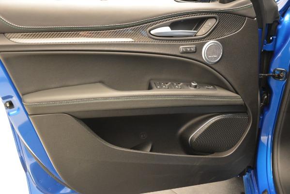 New 2019 Alfa Romeo Stelvio Quadrifoglio for sale Sold at Maserati of Westport in Westport CT 06880 23