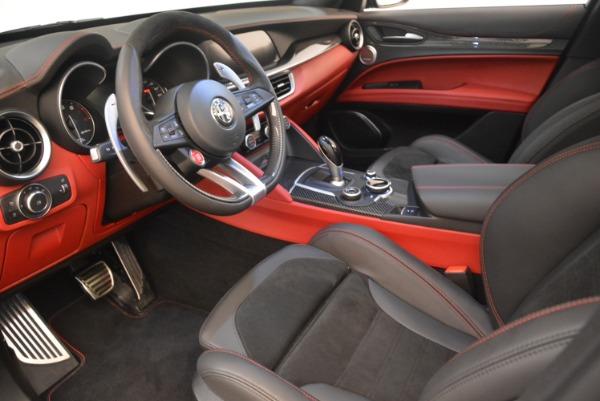 New 2019 Alfa Romeo Stelvio Quadrifoglio for sale Sold at Maserati of Westport in Westport CT 06880 13