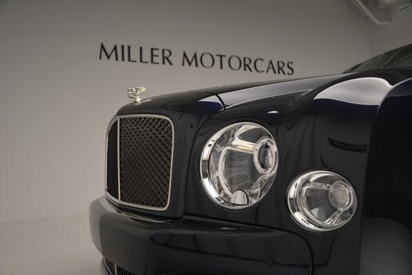 Used 2016 Bentley Mulsanne Speed for sale Sold at Maserati of Westport in Westport CT 06880 12