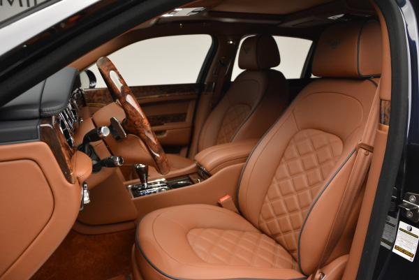 Used 2016 Bentley Mulsanne Speed for sale Sold at Maserati of Westport in Westport CT 06880 13