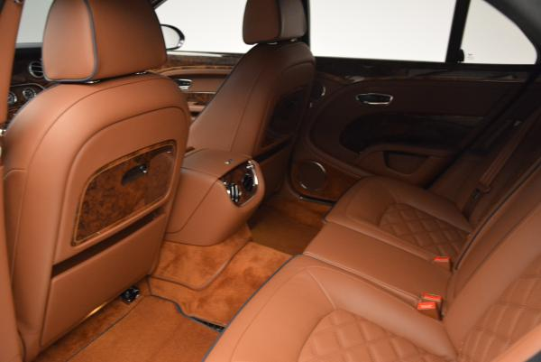 Used 2016 Bentley Mulsanne Speed for sale Sold at Maserati of Westport in Westport CT 06880 17