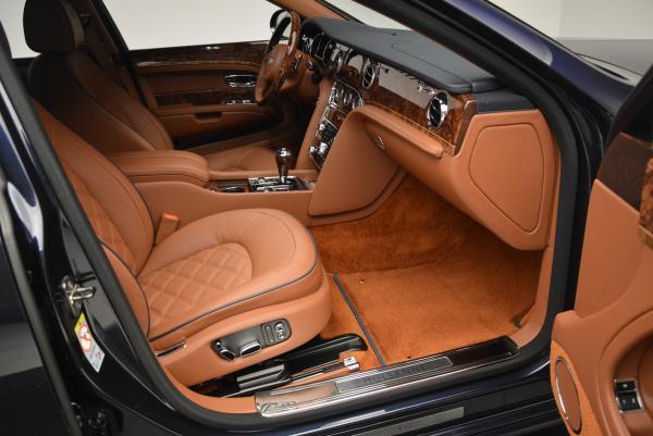 Used 2016 Bentley Mulsanne Speed for sale Sold at Maserati of Westport in Westport CT 06880 18