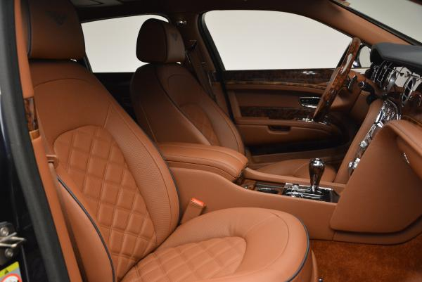 Used 2016 Bentley Mulsanne Speed for sale Sold at Maserati of Westport in Westport CT 06880 21