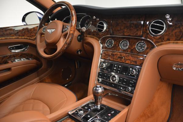 Used 2016 Bentley Mulsanne Speed for sale Sold at Maserati of Westport in Westport CT 06880 22