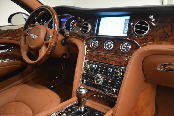 Used 2016 Bentley Mulsanne Speed for sale Sold at Maserati of Westport in Westport CT 06880 24