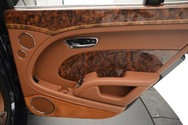 Used 2016 Bentley Mulsanne Speed for sale Sold at Maserati of Westport in Westport CT 06880 27