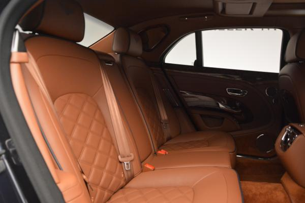 Used 2016 Bentley Mulsanne Speed for sale Sold at Maserati of Westport in Westport CT 06880 28