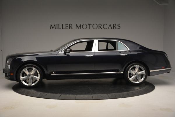 Used 2016 Bentley Mulsanne Speed for sale Sold at Maserati of Westport in Westport CT 06880 3